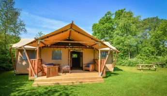 Camping authentique